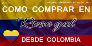 rosegal colombia